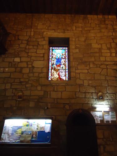 vitral, igreja matriz