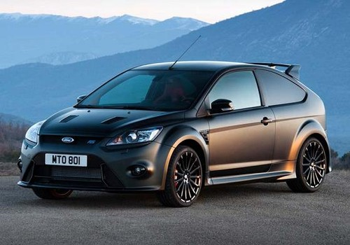 Belíssimo, o novo Ford Focus RS 500...
