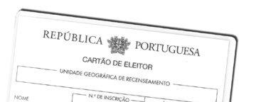 Resultado de imagem para Número de Eleitor portugal