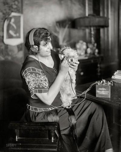 Cláudia Muzo, Nova Iorque (Bain News Service, 1922)