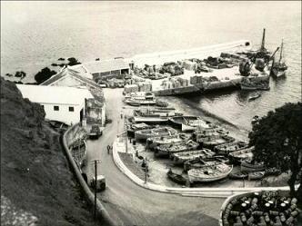 o Porto das Pipas...à maneira antiga.