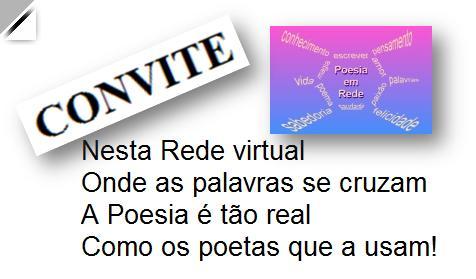 Convite Poesia