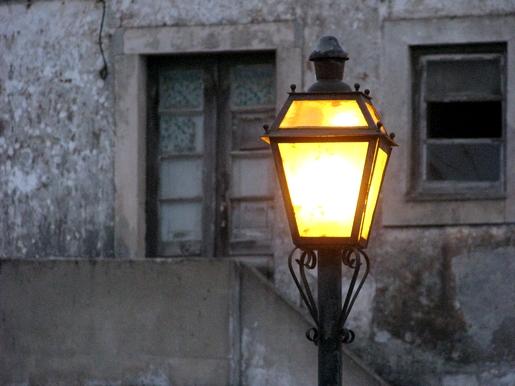luz antiga