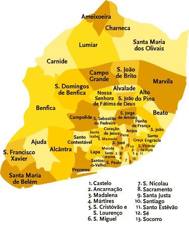 mapa freguesias lisboa 2013 Eu é que sou o Presidente da Junta   jugular mapa freguesias lisboa 2013