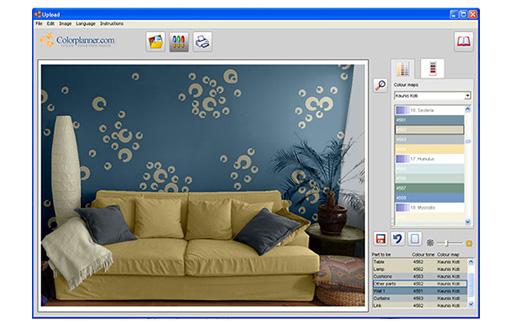 Pinte as paredes da sua casa primeiro com este programa - Programa para pintar paredes ...