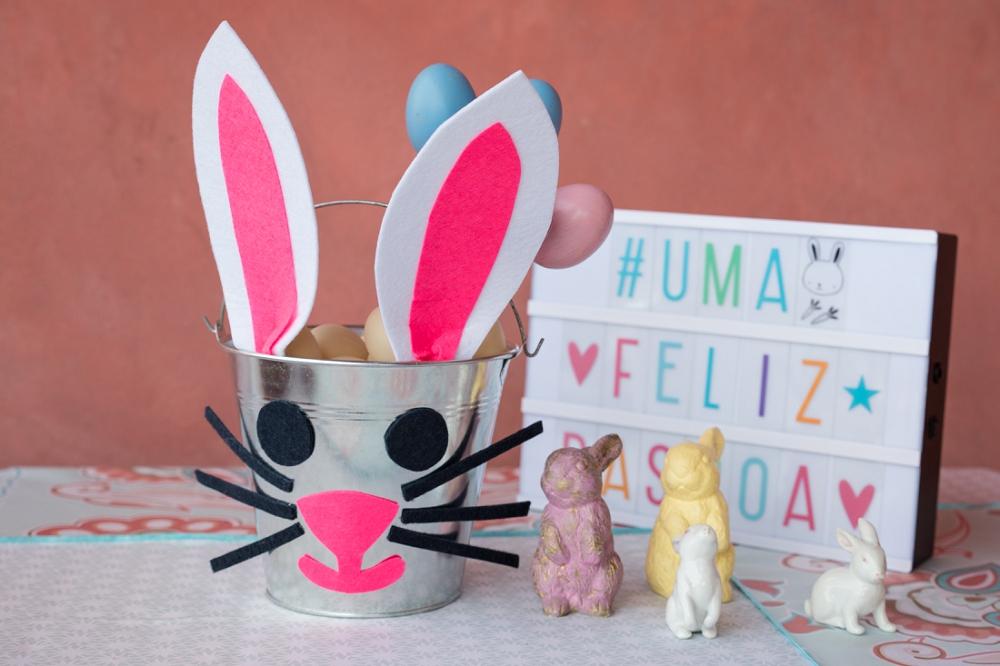 Desejos de Boa Páscoa por Mundo de Sofia