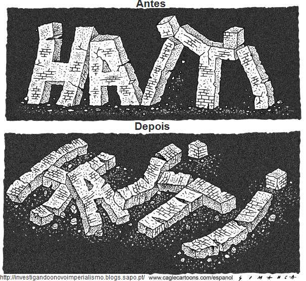 Haiti - Simanca Osmani, Cagle Cartoons, Brasil