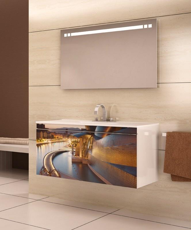 Mobili rio de casa de banho ancorado parede decora o - Mobiliario de casa ...