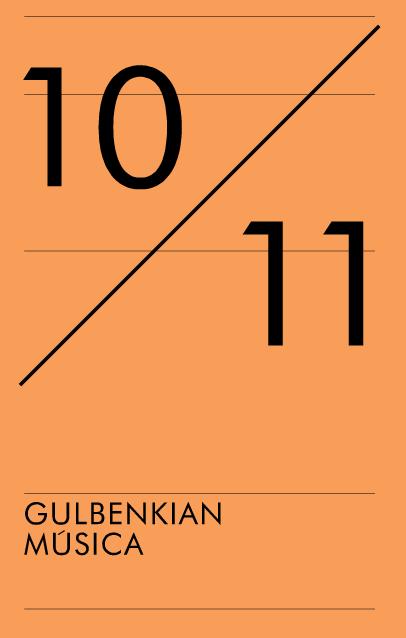 Gulbenkian Música 10/11