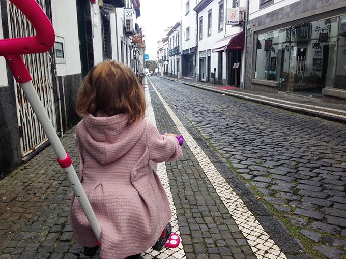 passeio pela cidade