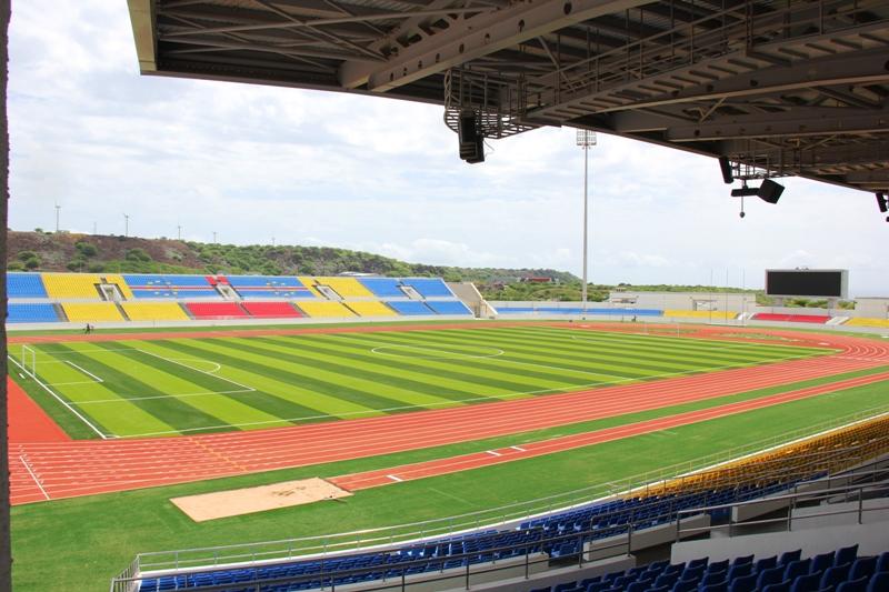 est u00e1dio nacional vai ser inaugurado em novembro - cabo verde - futebol