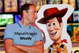 Toy story 3 woody