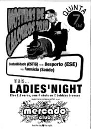 Folheto Discoteca Mercado Bragança