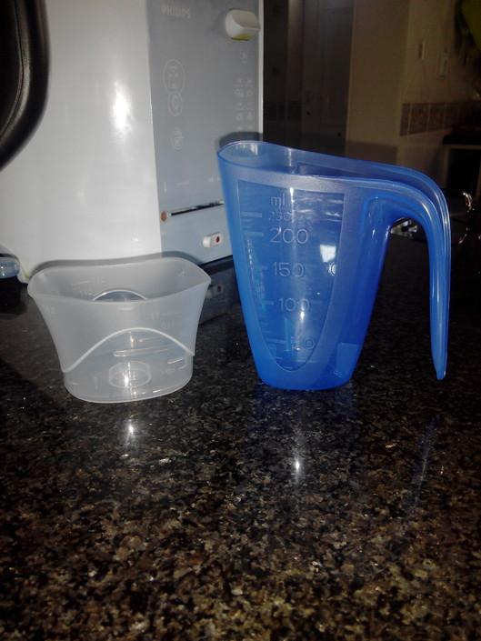 Amostras Procter & Gamble - Doseador para detergente - [ Recebido ] 17384418_z0UF4