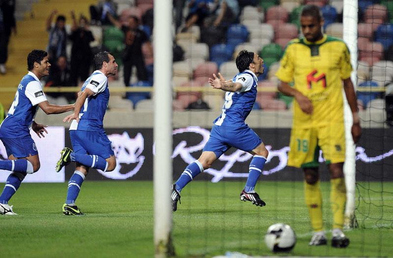 FC Porto bete Paços de Ferreira